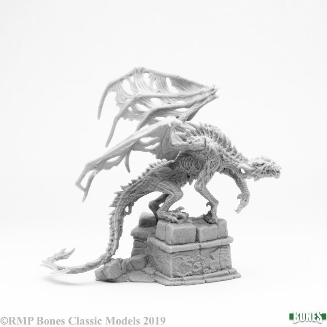 77466 Zombie Dragon (Bones) :www.mightylancergames.co.uk
