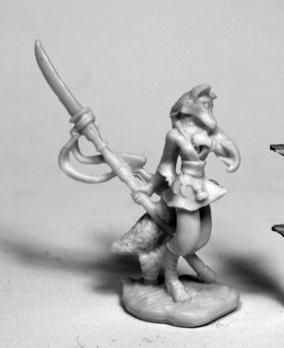 Reaper Miniatures 77474 Female Kitsune