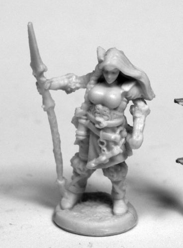 Reaper 77489 Bregan, Valkyrie: www.mightylancergames.co.uk