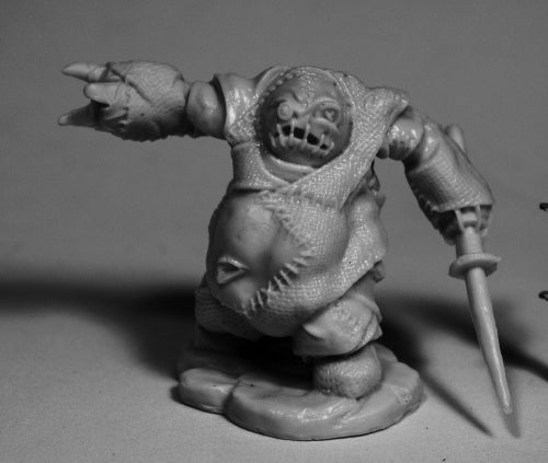 reaper miniature 77499: Gutrags, Stitch Golem