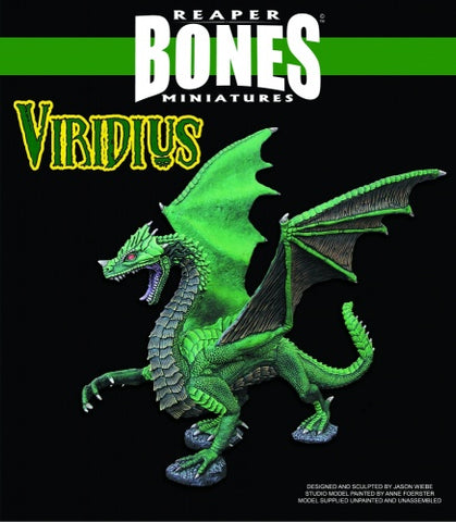 77555: Viridius, Great Dragon