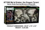 77580: Ma'al Drakar the Dragon Tyrant (Boxed Set)