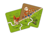 Carcassonne: Traders and Builders expansion