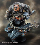 reaper miniatures 77593: Bluferg, Fire Giant Jailor