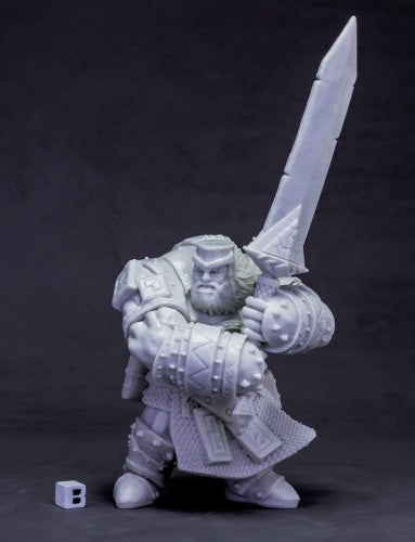 77615: Fire Giant Bodyguard (Huge) by Chris Lewis