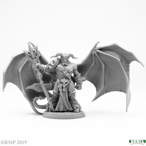 77644 King of Hell (Bones) :www.mightylancergames.co.uk