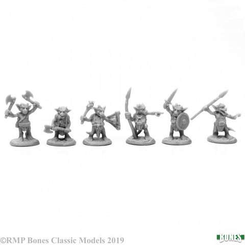 77652 - Kobold Mooks (Bones) :www.mightylancergames.co.uk
