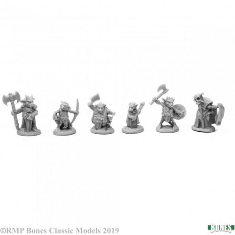 77653 Kobold Leaders :www.mightylancergames.co.uk