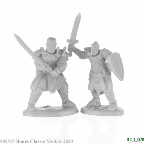 reaper miniatures 77676 - KNIGHT HEROES