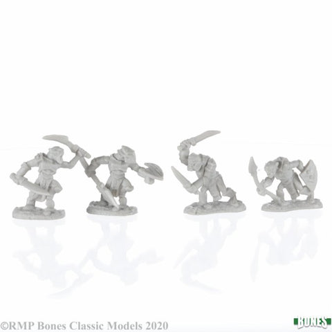 reaper miniatures ARMORED GOBLIN WARRIORS