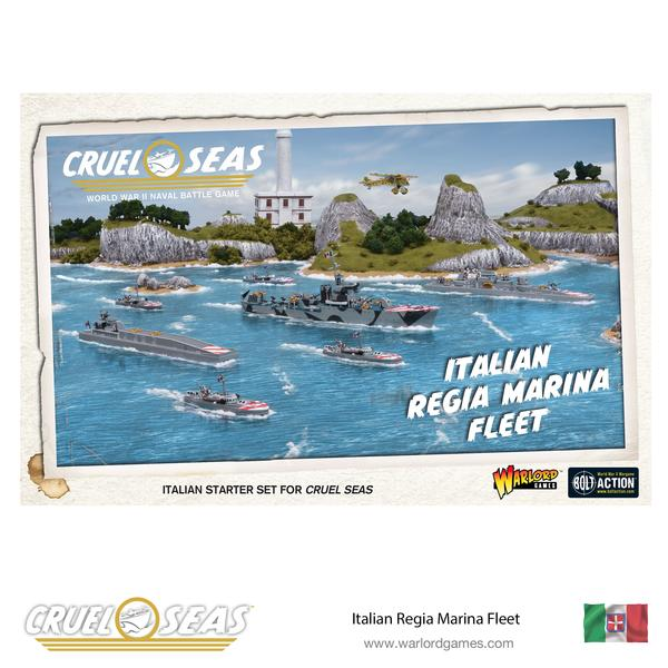Italian Regia Marina Fleet: www.mightylancergames.co.uk