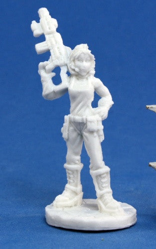 Reaper Miniature female
