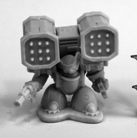 80085: Space Mousling Heavy