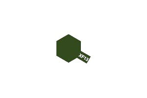 81713 ACRYLIC MINI XF-13 J.A. GREEN - TAMIYA PAINT