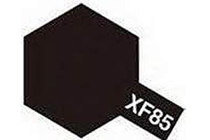 81785 XF-85 RUBBER BLACK - TAMIYA PAINT