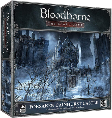 Bloodborne: The Board Game -Forsaken Cainhurst Castle Expansion