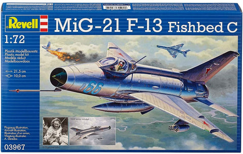 MiG-21 F-13 Fishbed C - Revell 1:72