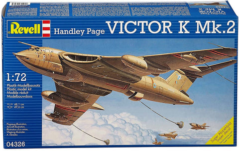 Handley Page Victor K Mk.2 - Revell 1:72