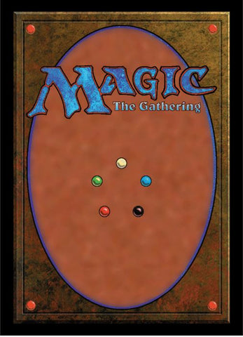 Classic Card Back Standard Deck Protector sleeves 100ct for Magic