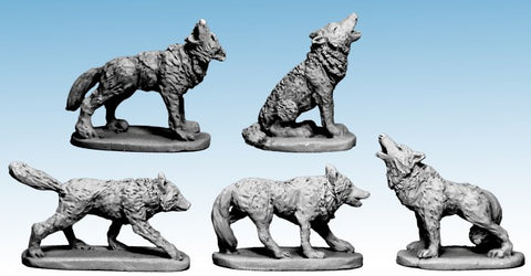North Star: Wolves: www.mightylancergames.co.uk