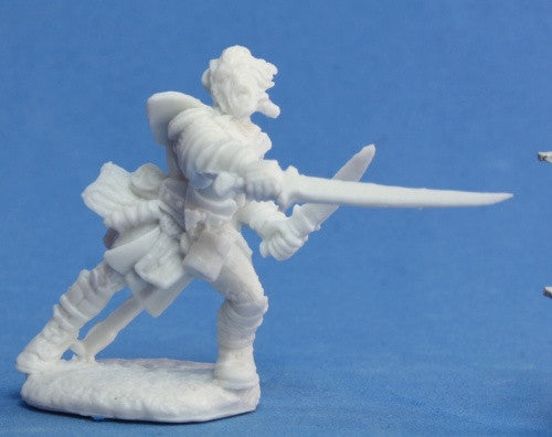 reaper miniatures fighter