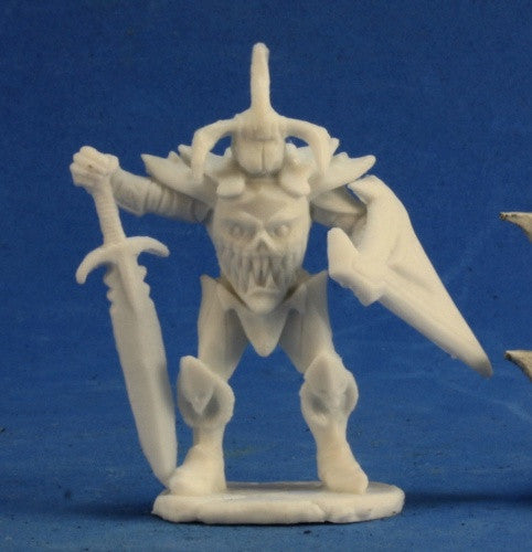 89030 - Hellknight, Order of the Nail (Pathfinder Bones) :www.mightylancergames.co.uk