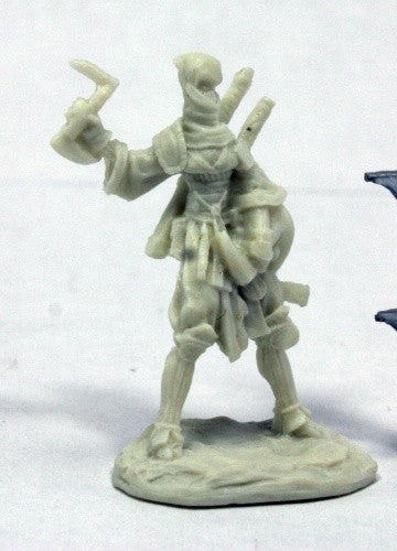 89036 - Reiko, Iconic Ninja (Pathfinder Bones) :www.mightylancergames.co.uk
