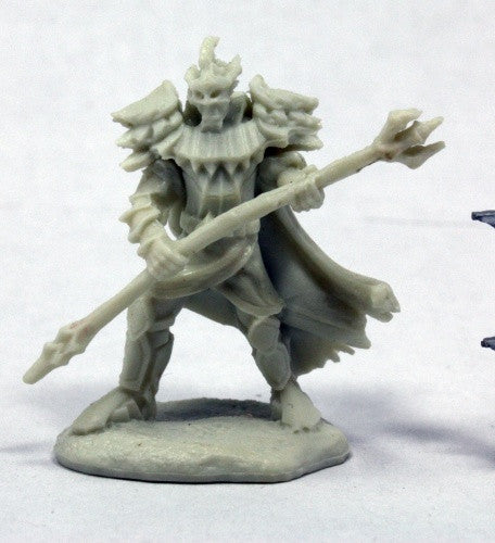 89043 - Vagorg, Half Orc Sorcerer (Pathfinder Bones) :www.mightylancergames.co.uk