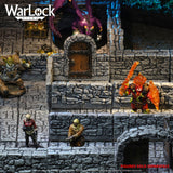 WARLOCK™ TILES: DUNGEON TILES I