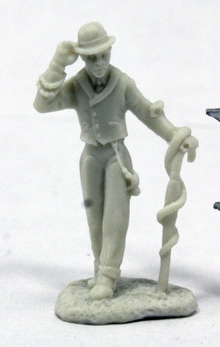 91010: Deadlands Noir: Houngan: www.mightylancergames.co.uk