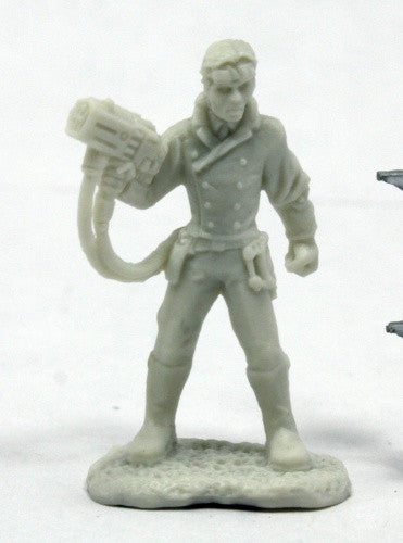 91012 - Deadland Noir Patent Scientist (Savage Worlds Bones) :www.mightylancergames.co.uk