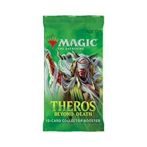 Magic: The Gathering Theros Beyond Death Collector Booster