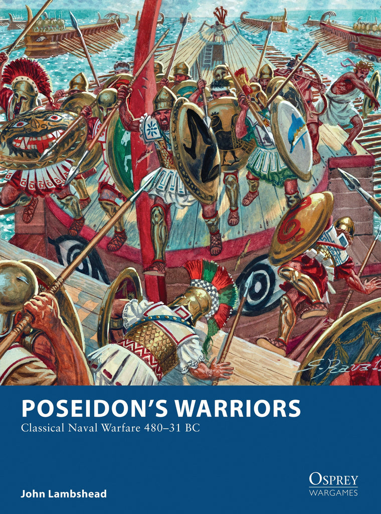 Poseidon's Warriors CLASSICAL NAVAL WARFARE 480–31 BC