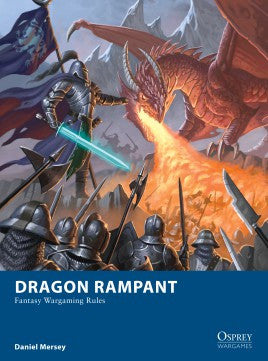 Dragon Rampant - Fantasy Wargames Ruleset