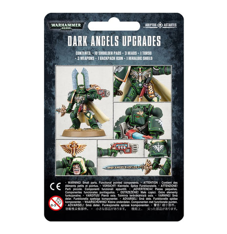Dark Angels Upgrade Pack (Warhammer 40k) :www.mightylancergames.co.uk