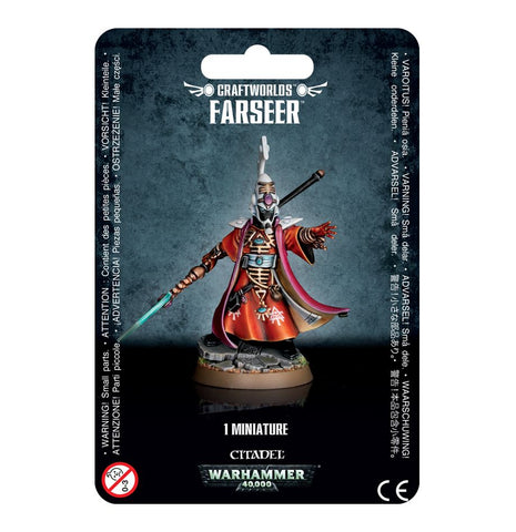 Farseer - Craftsworlds (Warhammer 40k) :www.mightylancergames.co.uk