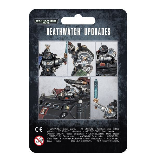 Deathwatch - Upgrade Frame: www.mightylancergames.co.uk