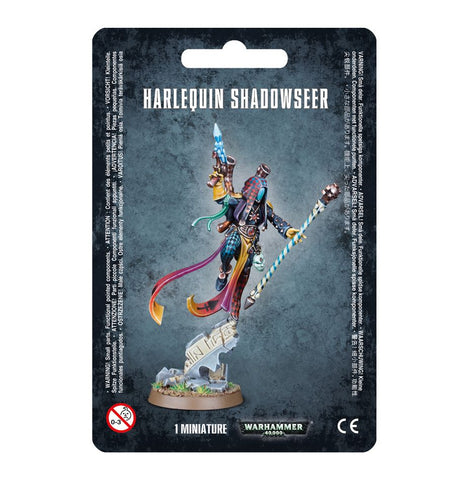 Shadowseer - Harlequins (Age of Sigmar) :www.mightylancergames.co.uk