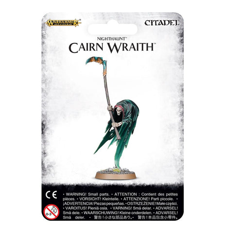 Games Workshop Age of Sigmar: Nighthaunt Cairn Wraith