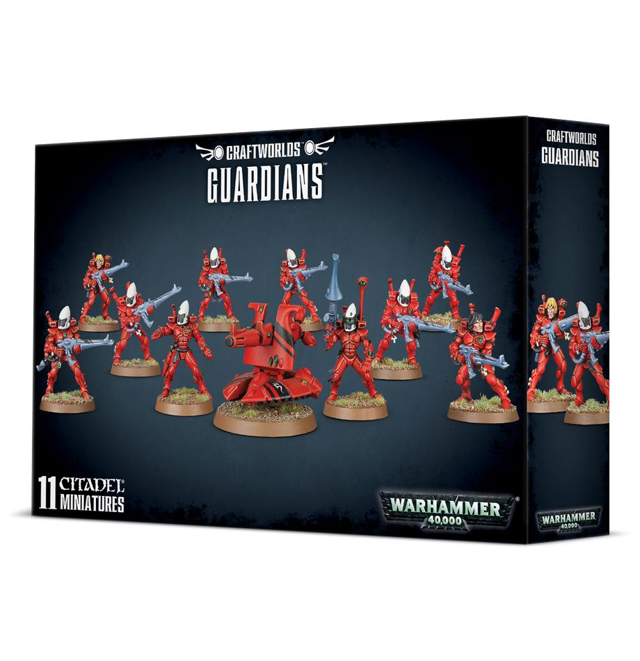 Craftworlds Guardians (Warhammer 40,000): www.mightylancergames.co.uk
