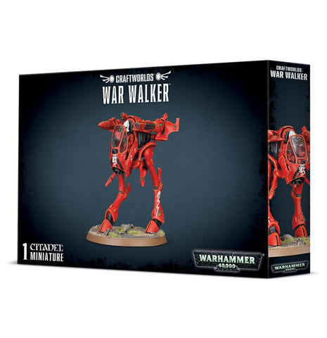 War Walker - Craftworlds (Warhammer 40k) :www.mightylancergames.co.uk