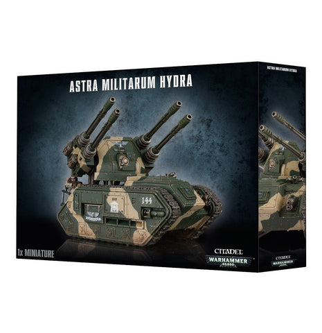 Games Workshop - astra militarum hydra: www.mightylancergames.co.uk