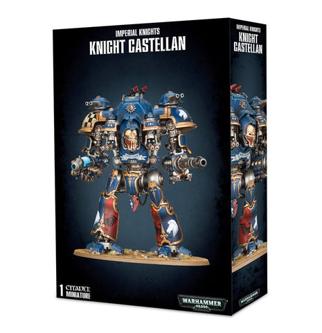 Games Workshop Imperial Knights: Knight Castellan