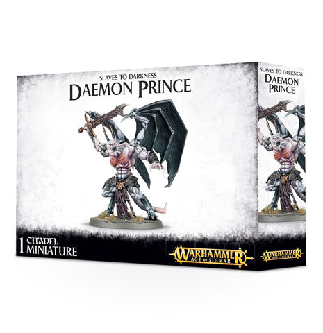 Daemon Prince - Slaves to Darkness (AoS): www.mightylancergames.co.uk