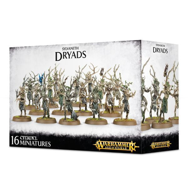 Dryad:s - Slyvaneth (Age of Sigmar): www.mightylancergames.co.uk