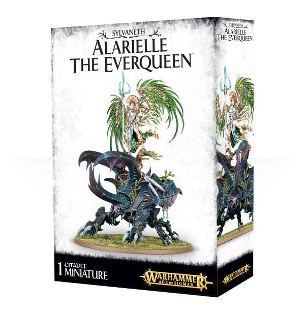 Alarielle the Everqueen - Sylvaneth (Age of Sigmar) :www.mightylancergames.co.uk
