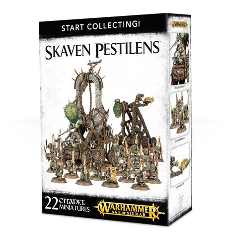 Skaven Pestilens - Start Collecting!: www.mightylancergames.co.uk