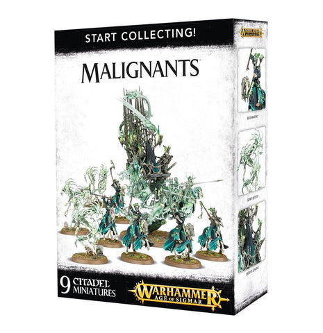 Age of Sigmar: Nighthaunt Malignants - Start Collecting!
