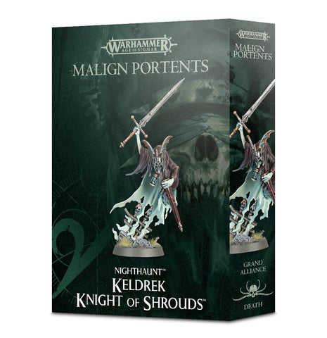 Age of Sigmar: Nighthaunt Keldrek: Knight of Shrouds