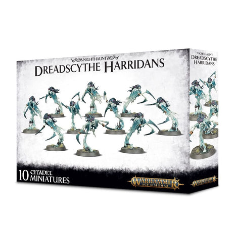 Dreadscythe Harridans - Nighthaunt (Age of Sigmar) :www.mightylancergames.co.uk